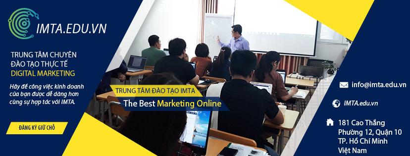 Khóa học Digital Marketing IMTA TPHCM