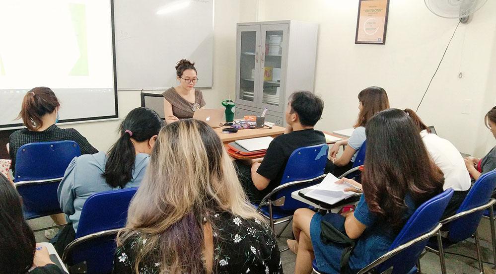 Khóa học hành chính nhân sự ngắn hạn tại VinaTrain