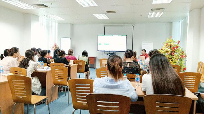 Khóa học kế toán tại TPHCM và Hà Nội của VinaTrain