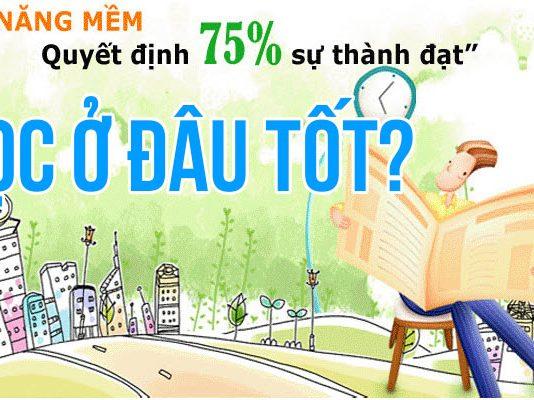 REVIEW 10+ Khóa học KỸ NĂNG MỀM ở đâu TỐT nhất Tphcm Hà Nội