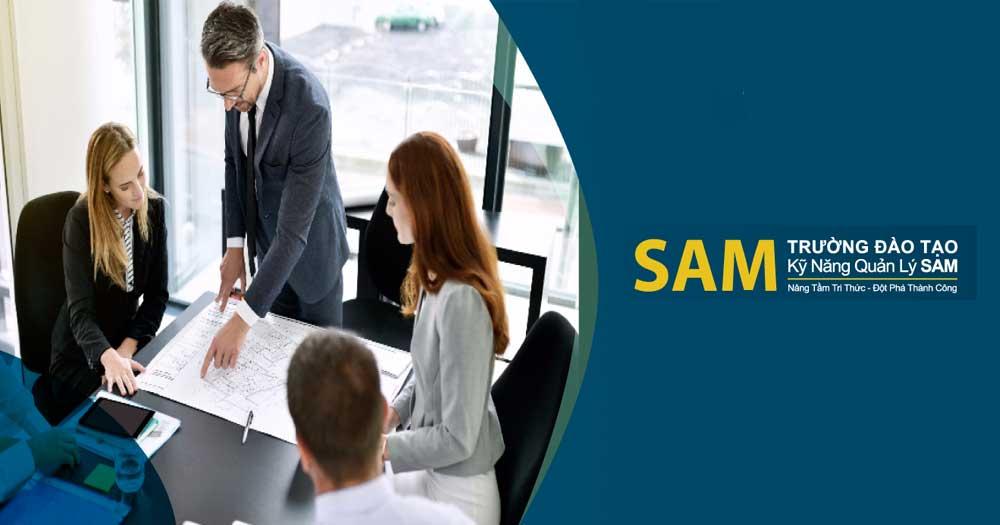 Khóa học kỹ năng mềm tại SAM