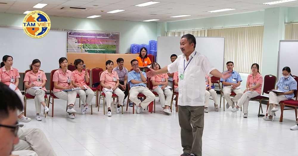 Khóa học kỹ năng mềm tại Tâm Việt