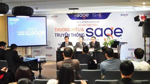 Trung tâm đào tạo Digital Marketing SAGE