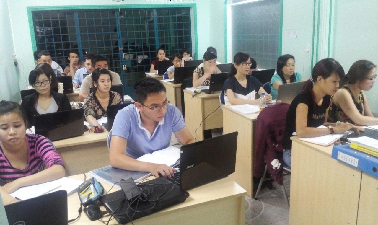 Trung tâm đào tạo kế toán GEC chi nhánh TPHCM