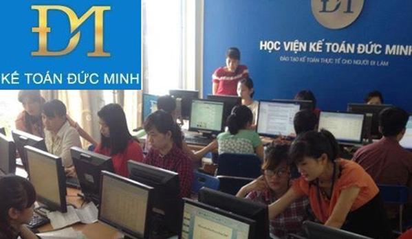 Trung tâm kế toán uy tín Đức Minh