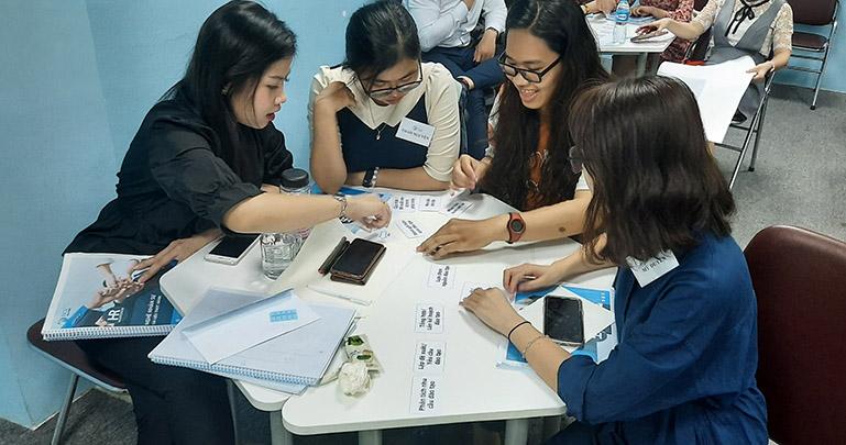 Khóa học C&B tại IAS
