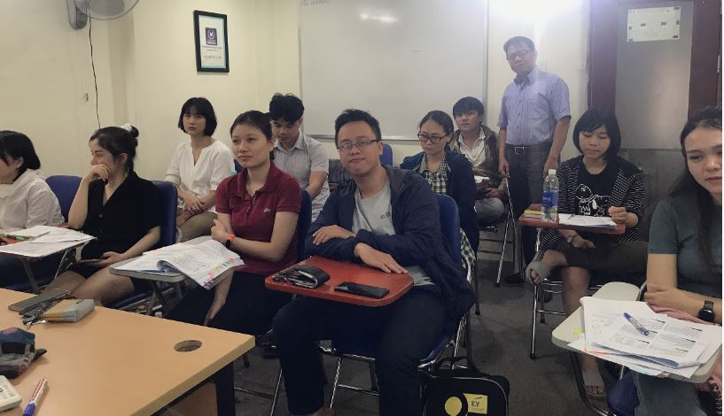 Lớp học Logistics tại VinaTrain chi nhánh Hồ Chí Minh