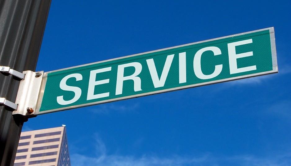 Các dịch vụ của kho ngoại quan.
