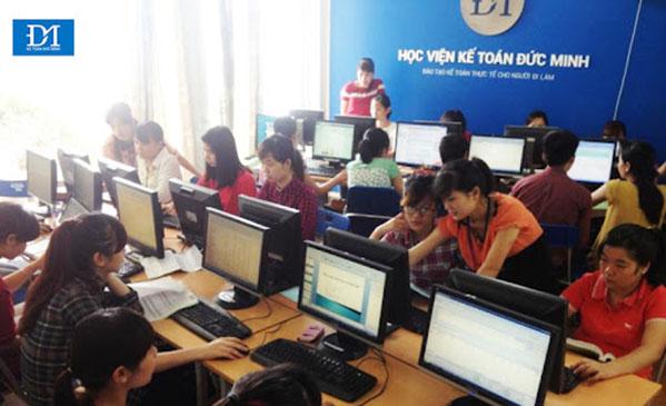 Trung tâm tin học văn phòng Đức Minh